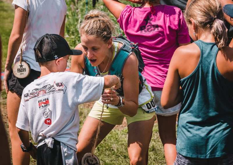 A Medal for Amy - Photo Credit Fresh Tracks Media