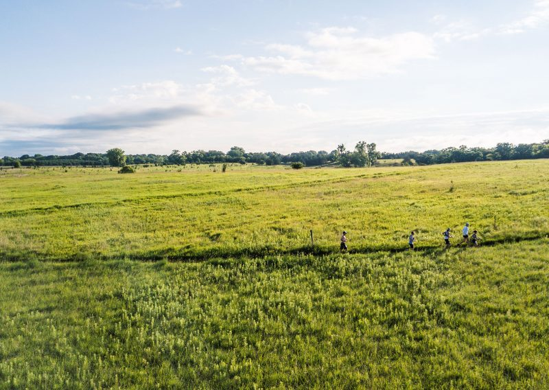 Afton Prairie From Above - Photo Credit Fresh Tracks Media