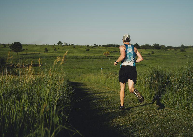 Afton Trail Run Epic Prairie Running Cropped - Photo Credit Fresh Tracks Media