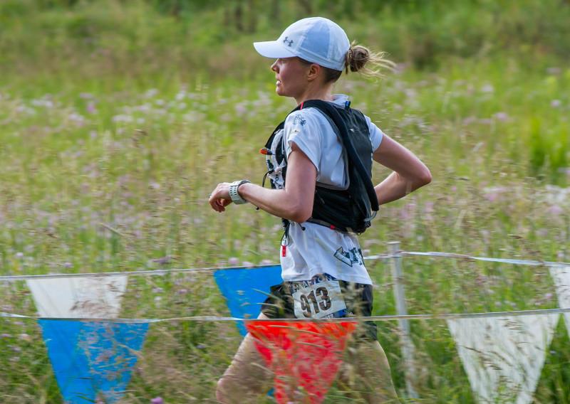 Amy Husveth Swift Finish - Photo Credit Mike Wheeler