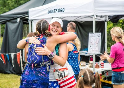 Bonds Strengthened On The Trail - Photo Credit Fresh Tracks Media