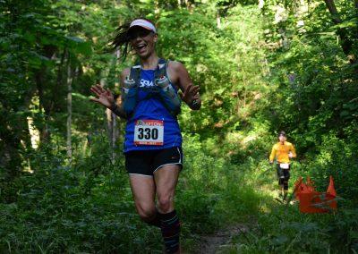 Emily Wanless Having Just a Little Bit of Fun - Photo Credit John Stewart