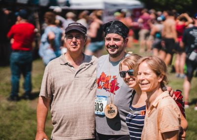 Family at the Finish - Photo Credit Fresh Tracks Media