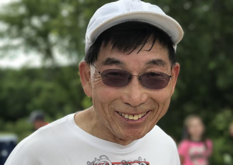 Grand Master Competitor Herb Byun - Photo Credit Cheri Storkamp
