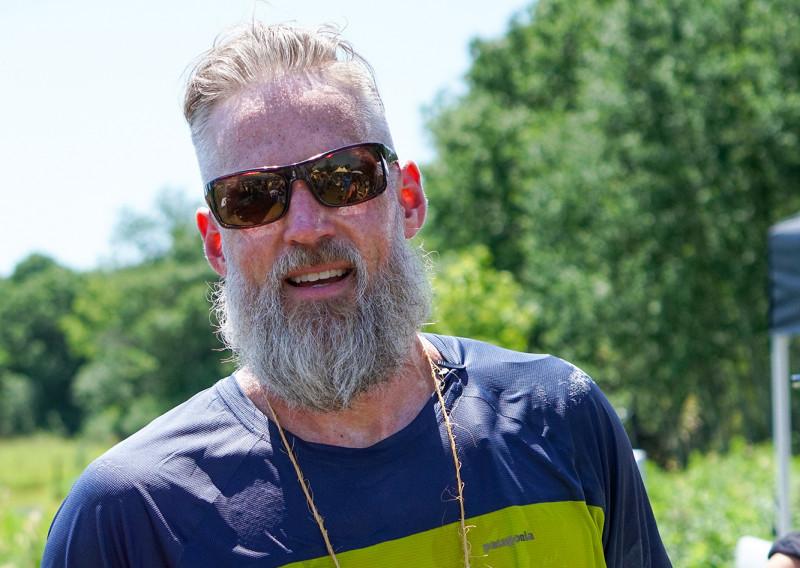 Kevin Martin Afton 50K Finish - Photo Credit Jamison Swift