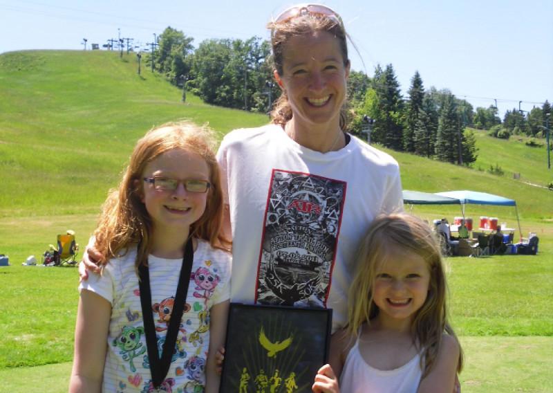 Laurie Kocanda and Her Girls - Photo Credit Cheri Storkamp