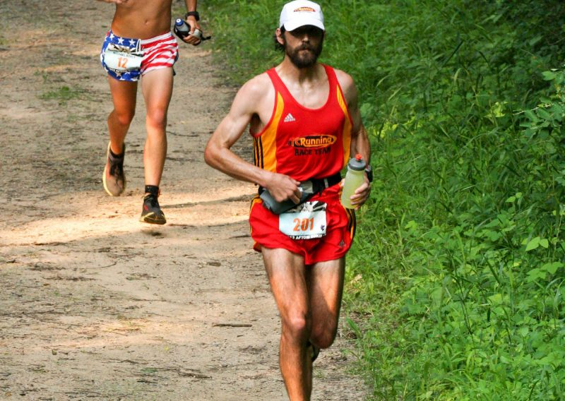 Mens Champion Chirs Lundstrom Leading Michael Borst - Photo Credit Mike and Graydon Wheeler