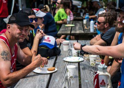 Post Race Fun - Photo Credit Fresh Tracks Media
