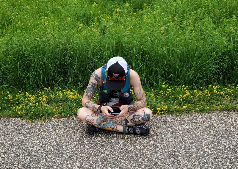 Pre Race - Photo Credit Victoria Olson