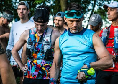 Pre Race Quiet - Photo Credit Fresh Tracks Media