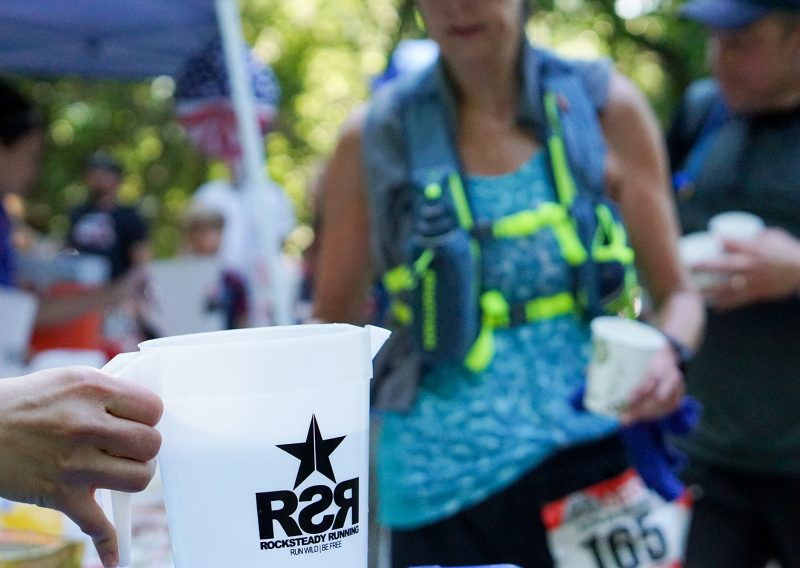 RSR Stays Hydrated - Photo Credit Jamison Swift