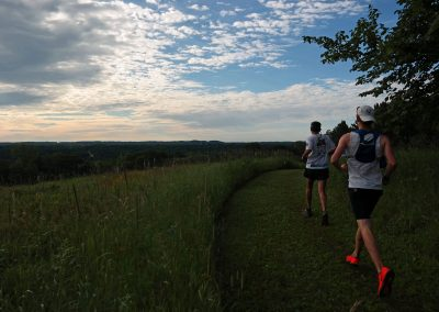 Rolling the North Hill - Photo Credit Allison Carolan
