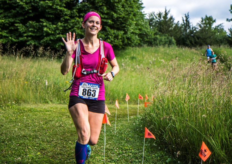 Running Relaxed - Photo Credit Fresh Tracks Media