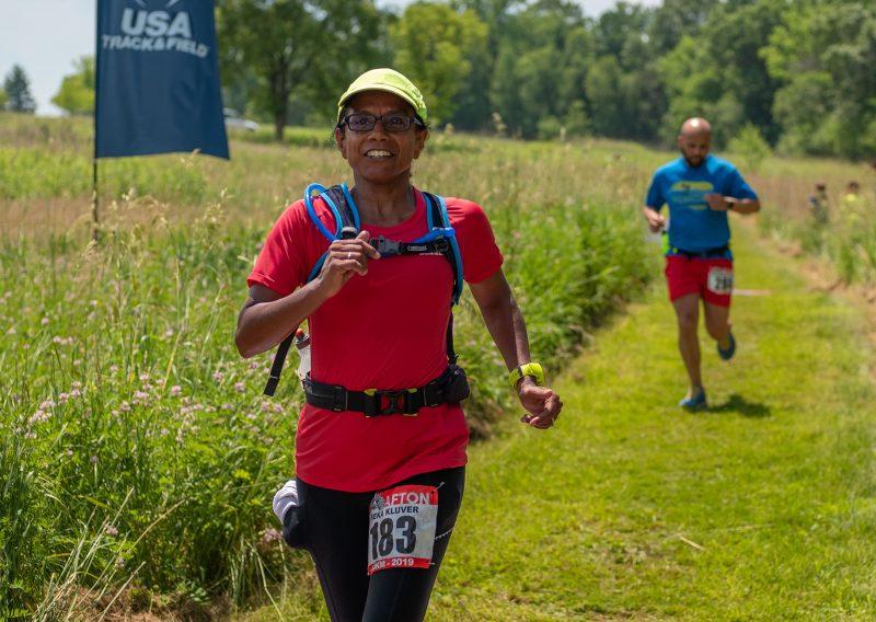 The Joy of a 50K Finish - Photo Credit Mark Gregware
