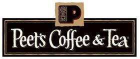 Peets Coffee and Tea